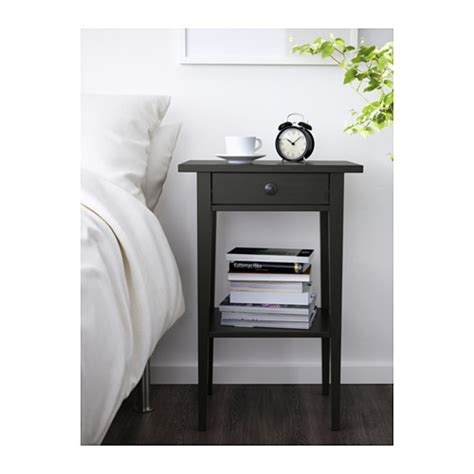 hemnes comodino table de chevet hemnes