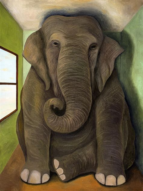 Elephant In The Living Room by Living With An Elephant In The Room A Rendezvous With