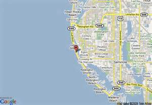 map of indian rocks florida map of the chateau resort luxury condominiums indian