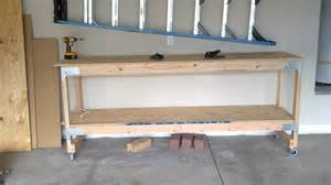 Garage Workbench Plans Additionally tips for choosing garage storage cabi s additionally diy workbench