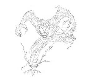 Free Coloring Pages Of Carnage Spiderman Carnage Coloring Pages