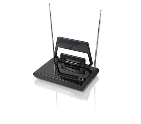 membuat antena tv led indoor digital tv antenna sdv1125t 27 philips