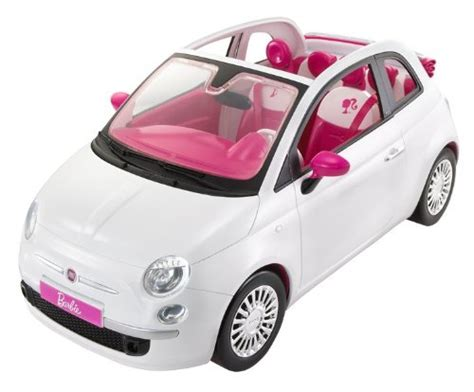 barbie cars with back seats opiniones de barbie r1623 y su fiat 500 mattel
