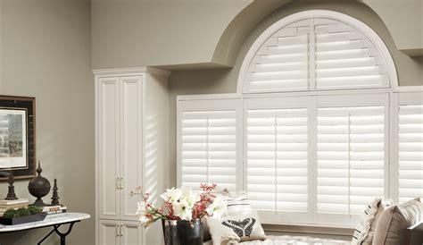Bow Window Blinds california shutters burlington vinyl shutters blind