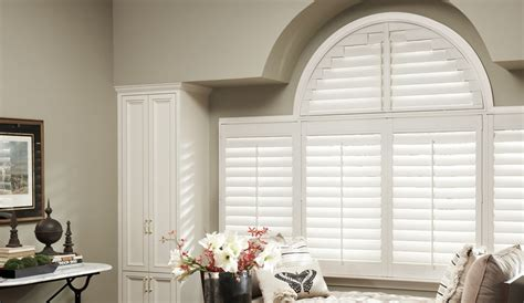 California Shutters Burlington   Vinyl Shutters   Blind Advantage