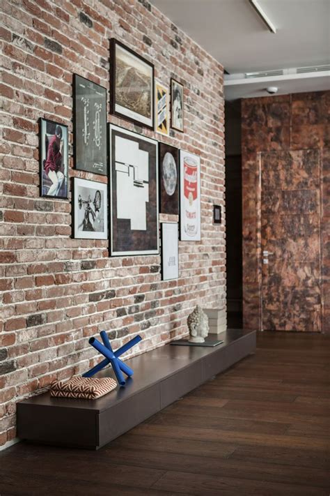 best wall color to showcase art 25 best ideas about brick wall decor on pinterest brick