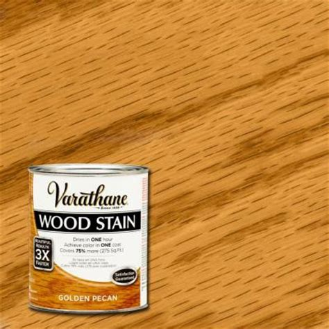 varathane 1 2 pt golden pecan wood stain 266270 the