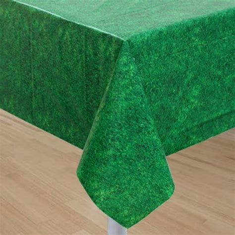 Grass Table Cover by All Grass Printed Table Cover