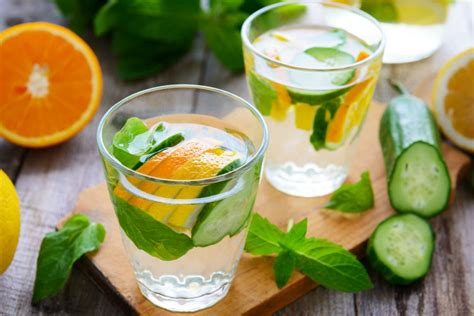 Detox Drinks India by Water Way These 5 Tasty Detox Drinks Will Help You Burn