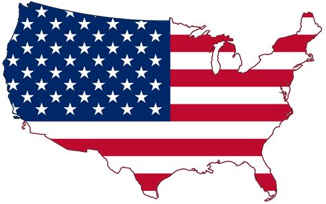 usa picture map ایالات متحده آمریکا ویکی گفتاورد
