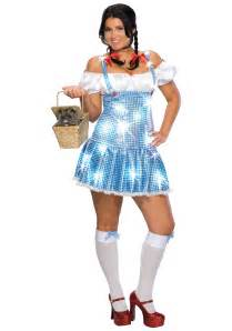 Dorothy Costume Plus Size Sequin Dorothy Costume