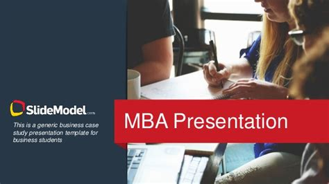 Mba Study Presentation Format by Slidemodel Business Study Powerpoint Template