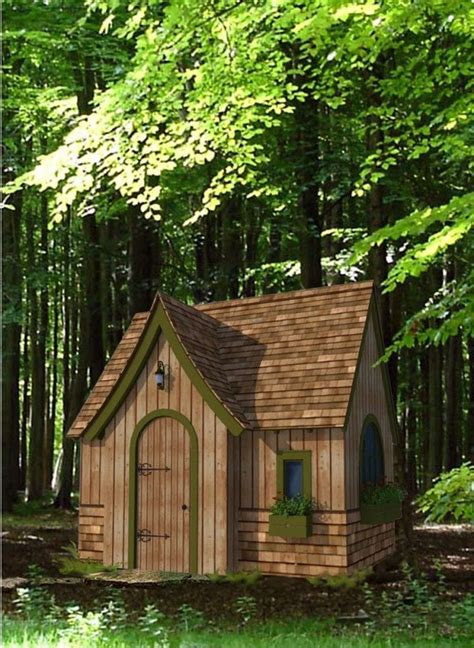 Storybook Cottage Homes by Storybook Cottage Tiny House