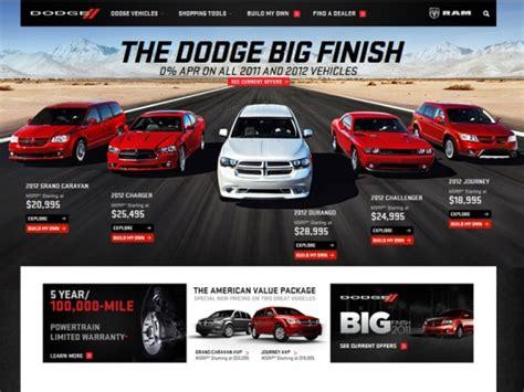 disenos de paginas web de autos creativas frogx