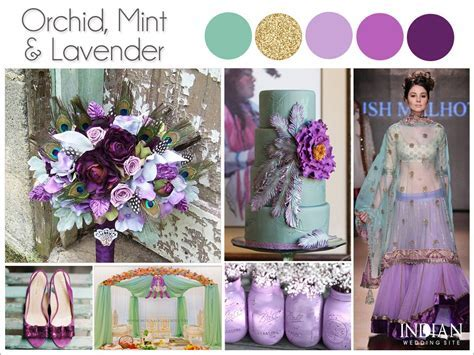 Purple Color Palette Wedding Purple color palette wedding