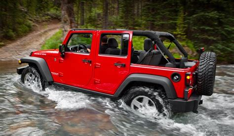 Open Top Jeep Wrangler Jeep Changes Its Mind About All Aluminum Wrangler