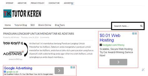 google adsense tutorial español 2015 cara pasang iklan adsense di blogger dengan mudah