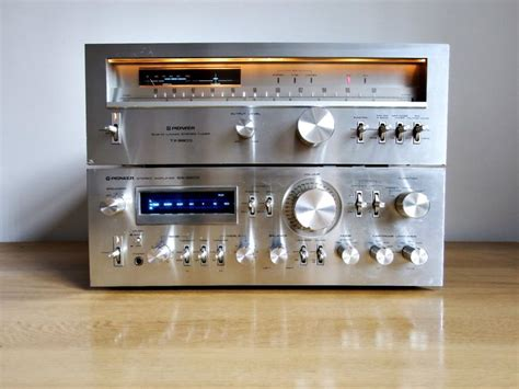 pioneer sa 9800 stereo integrated lifier vintage