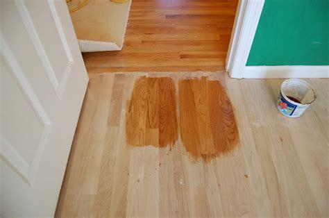installing hard wood floors final