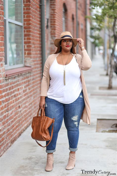 how should plus sized women wear their hair weekend casual trendy curvytrendy curvy