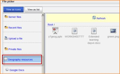 repository pattern file system file system repository moodledocs