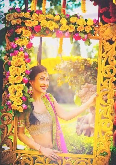 Decor Ideas For Mehndi Ceremony ? Fashion in India ? Threads