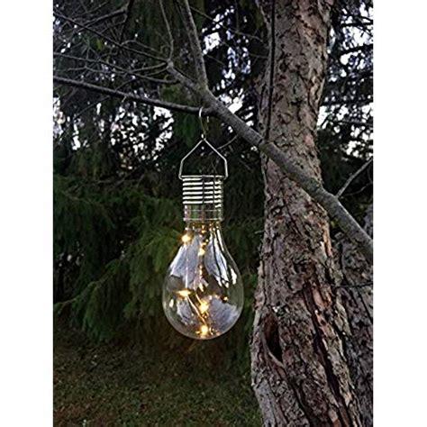 Outdoor Hanging Solar Lights Amazon Com