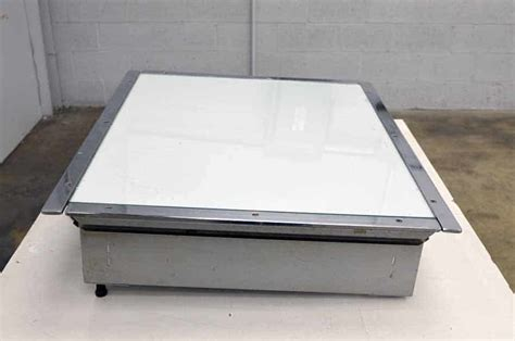 nuarc vlt23t light table boggs equipment
