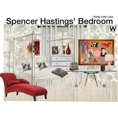 Spencer Hastings Bedroom by The World S Catalog Of Ideas