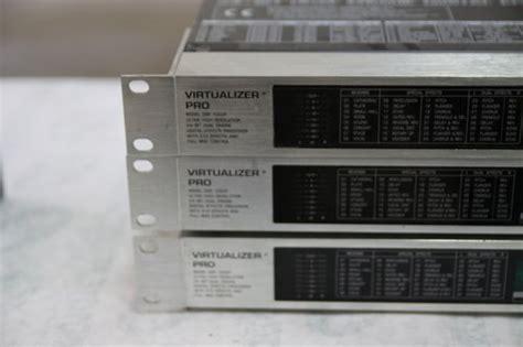 Behringer Ultra Curve Pro Behringer Virtualizer 3d behringer virtualizer pro dsp 1000 p jpg