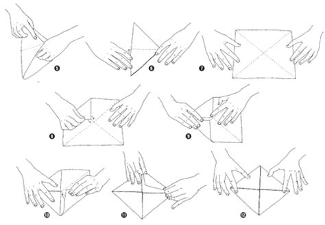 How To Make Cootie Catchers Out Of Paper - the daring book for 187 cootie catchers