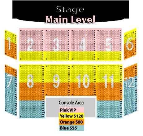 bill graham civic auditorium seating chen sf live concert 03
