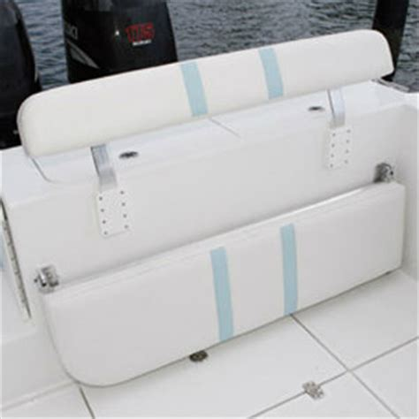 folding boat bench seat marine seats folding rear bench seat birdsall marine design