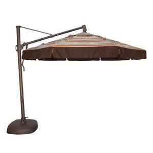 Cantilever Patio Umbrellas 11 Akz Cantilever Umbrella Skylar S Home Patio Furniture
