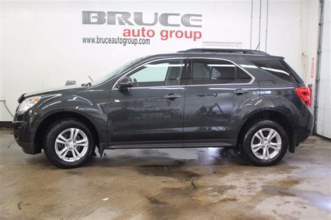 2014 Chevy Equinox Lt by 2014 Chevrolet Equinox Lt 2 4l 4 Cyl Automatic Awd For