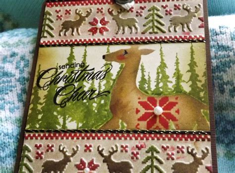 christmas drum knitting pattern susan penny vada s blog st inks and paper linda s tag no 3