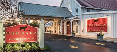 The Barn Restaurant New Albany Food Darylwicker