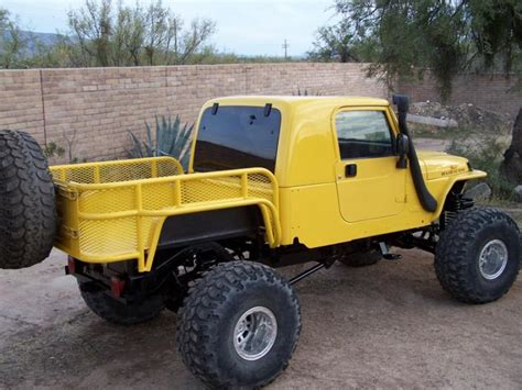 old yellow jeep custom lifted jeep wranglers infobrave