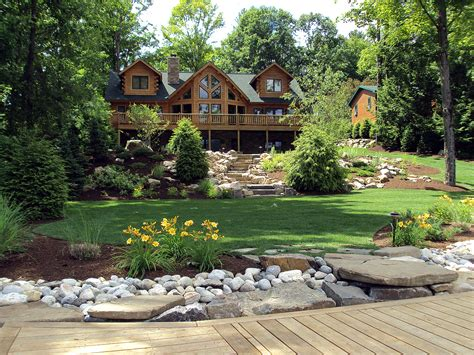 Exterior Landscaping | volt landscaping creating distinct outdoor living spaces
