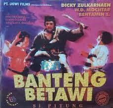 film lawas benyamin kumpulan film lawas banteng betawi 1971