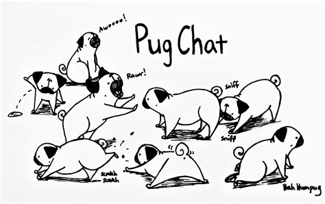 coloring pages of pugs dogs free coloring pages of and pug