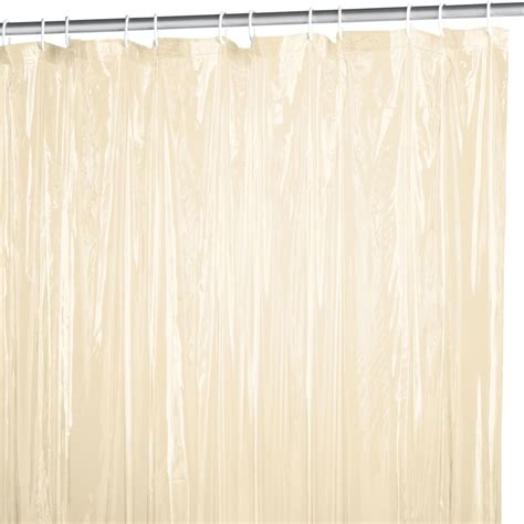 Plastic Shower Curtains Plastic Shower Curtain Liner By Collections Etc Ebay