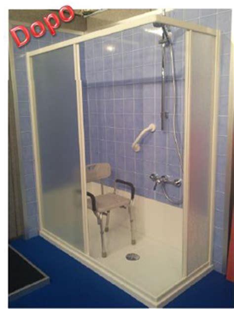 quanto costa trasformare la vasca in doccia quanto costa trasformare la vasca in doccia