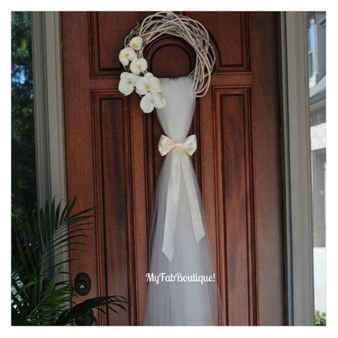 17 Best ideas about Bridal Shower Wreaths on Pinterest   L