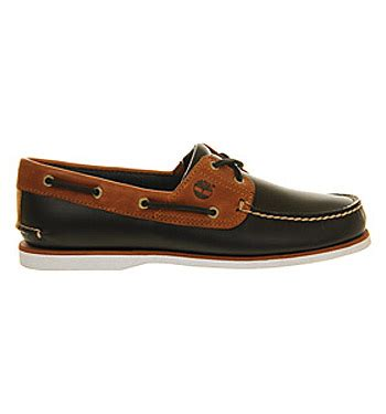 exclusive boat brands timberland exclusive boat shoe navy tan leather casual