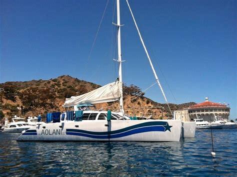 aolani catamaran san diego yacht charter san diego aolani catamaran catalina
