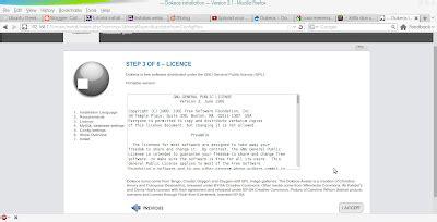 membuat database e learning cara install dan membuat e learning berbasis dokeos di