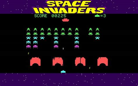 download space invaders download space invaders clone action for dos 1995