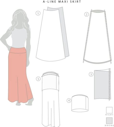 sewing a maxi skirt skirts products i