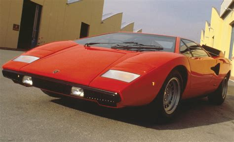 1981 Lamborghini Countach Car And Driver